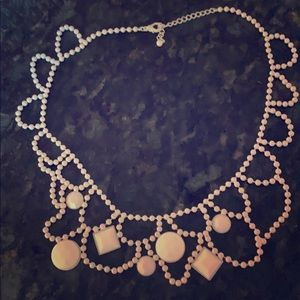 Cool Anthropologie Beaded Necklace
